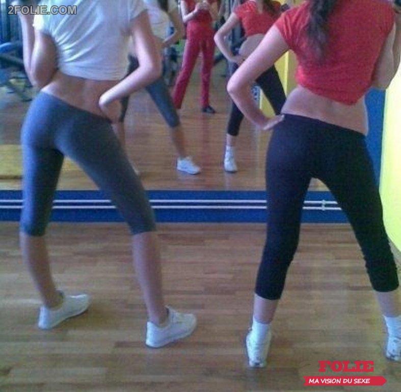 filles sexy en legging porno j