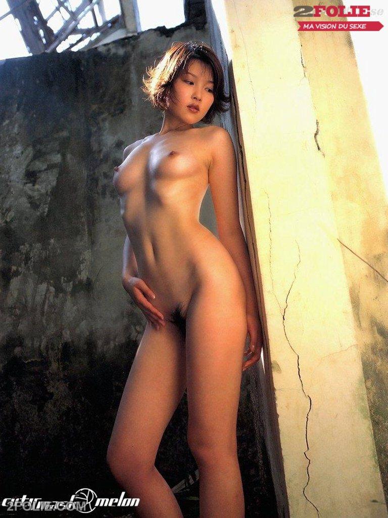 Japonaise Nue