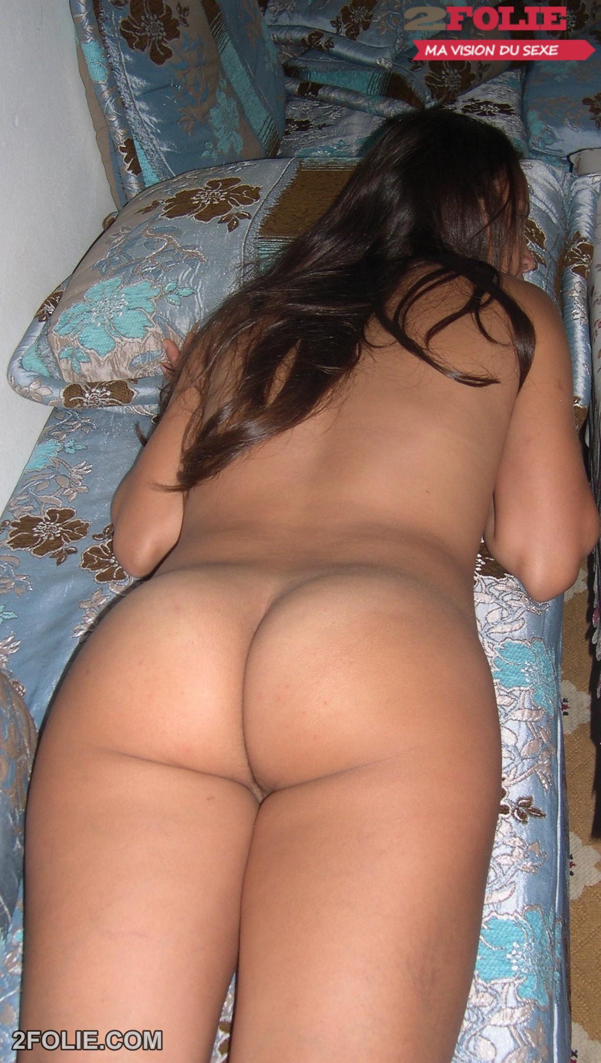 ronde femme arab