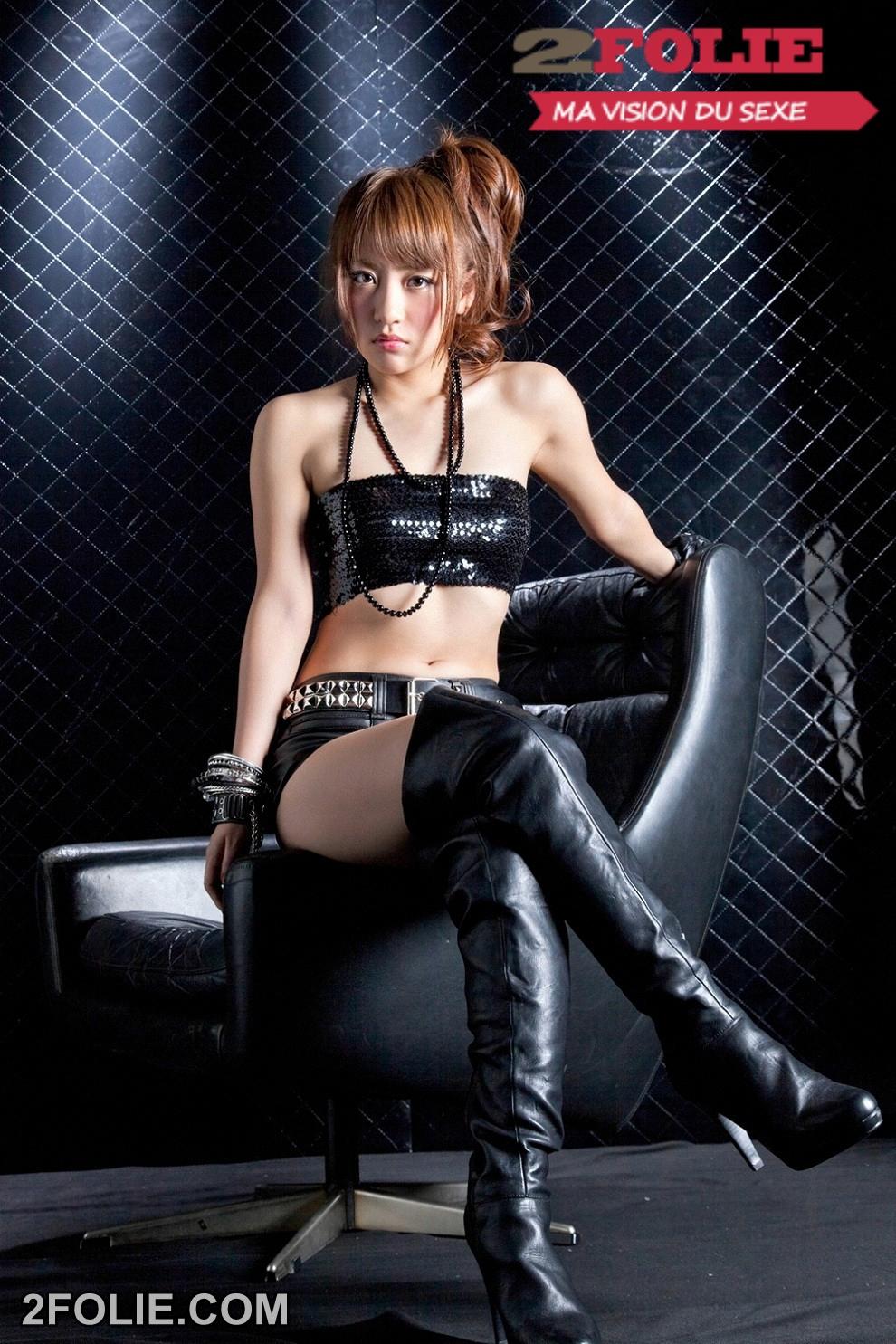 filles sexy en cuir images de sexe