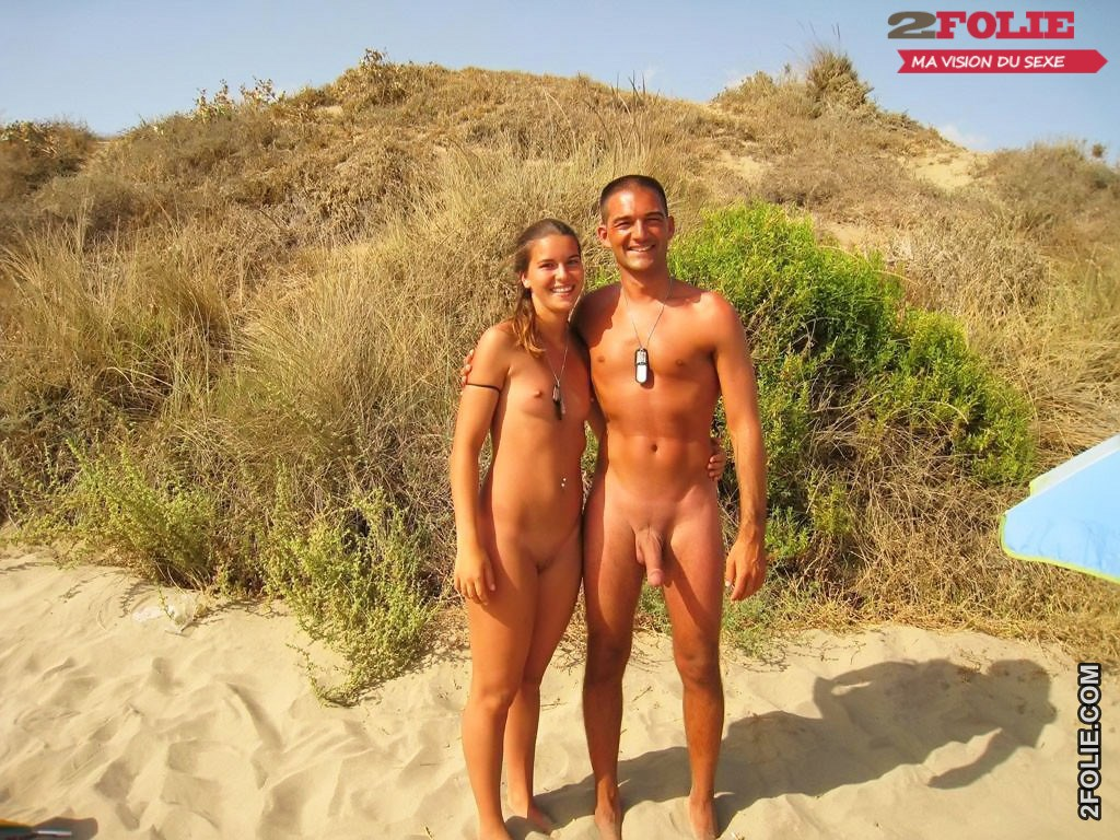 Naked Couples On Nude Beach