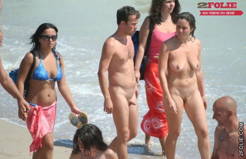 Naked women: Femmes nue en groupe