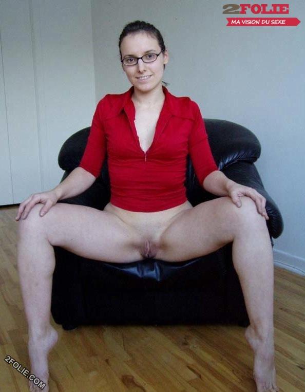 Porno des filles avec des lunettes