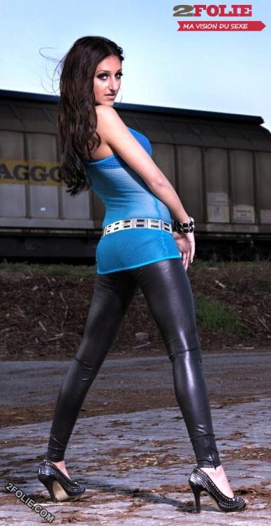 jolies femmes en leggings sexy-010