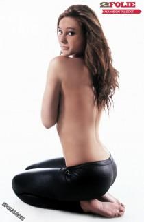 leggings sexy en cuir noir-008