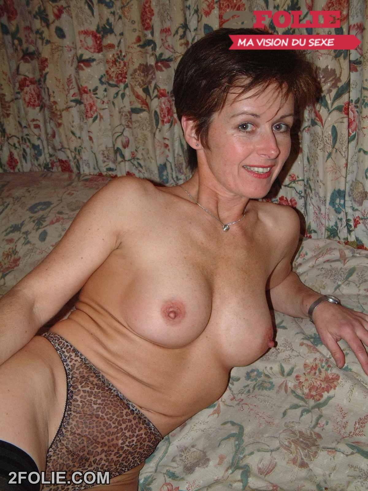 Short hair mature milf sex
