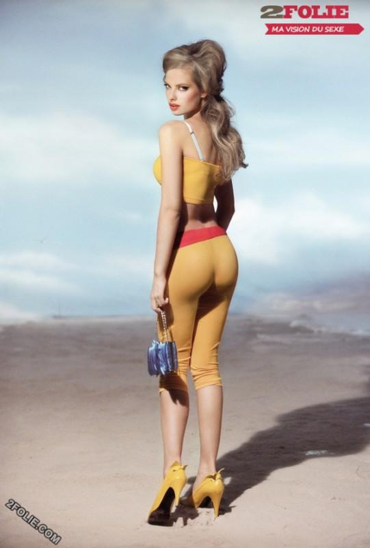 photos de femmes en leggings avec un beau cul-014