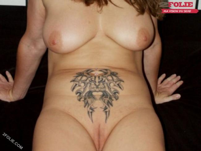 photos de tatouages sur la chatte-014