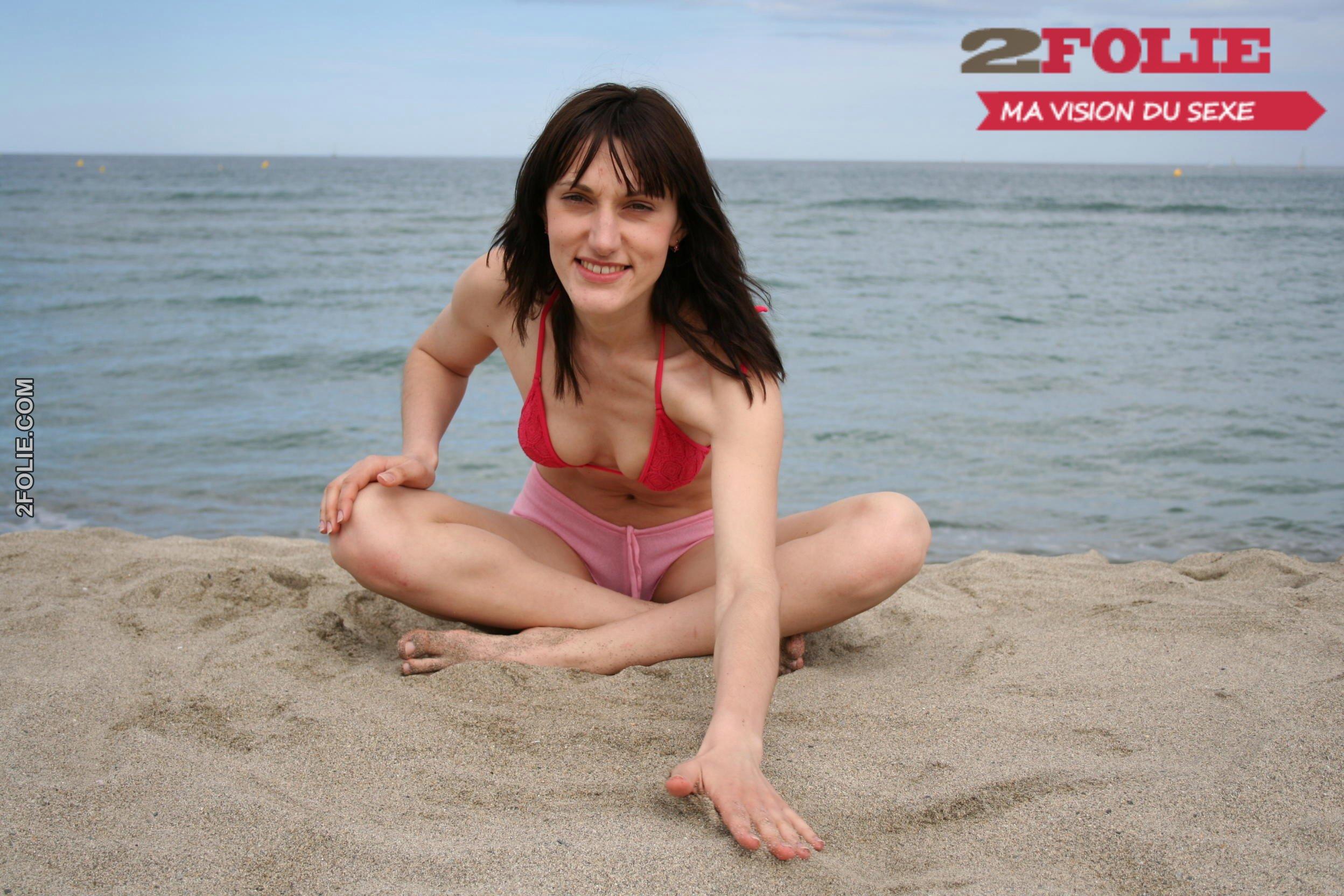 Belle fille bikini