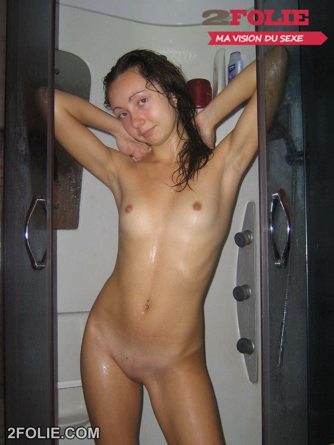dessin anime sexe sexe sous la douche