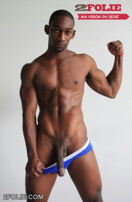 Beau Mecs Nus Blacks Muscles