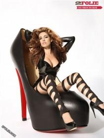 belles femmes en chaussures sexy-005