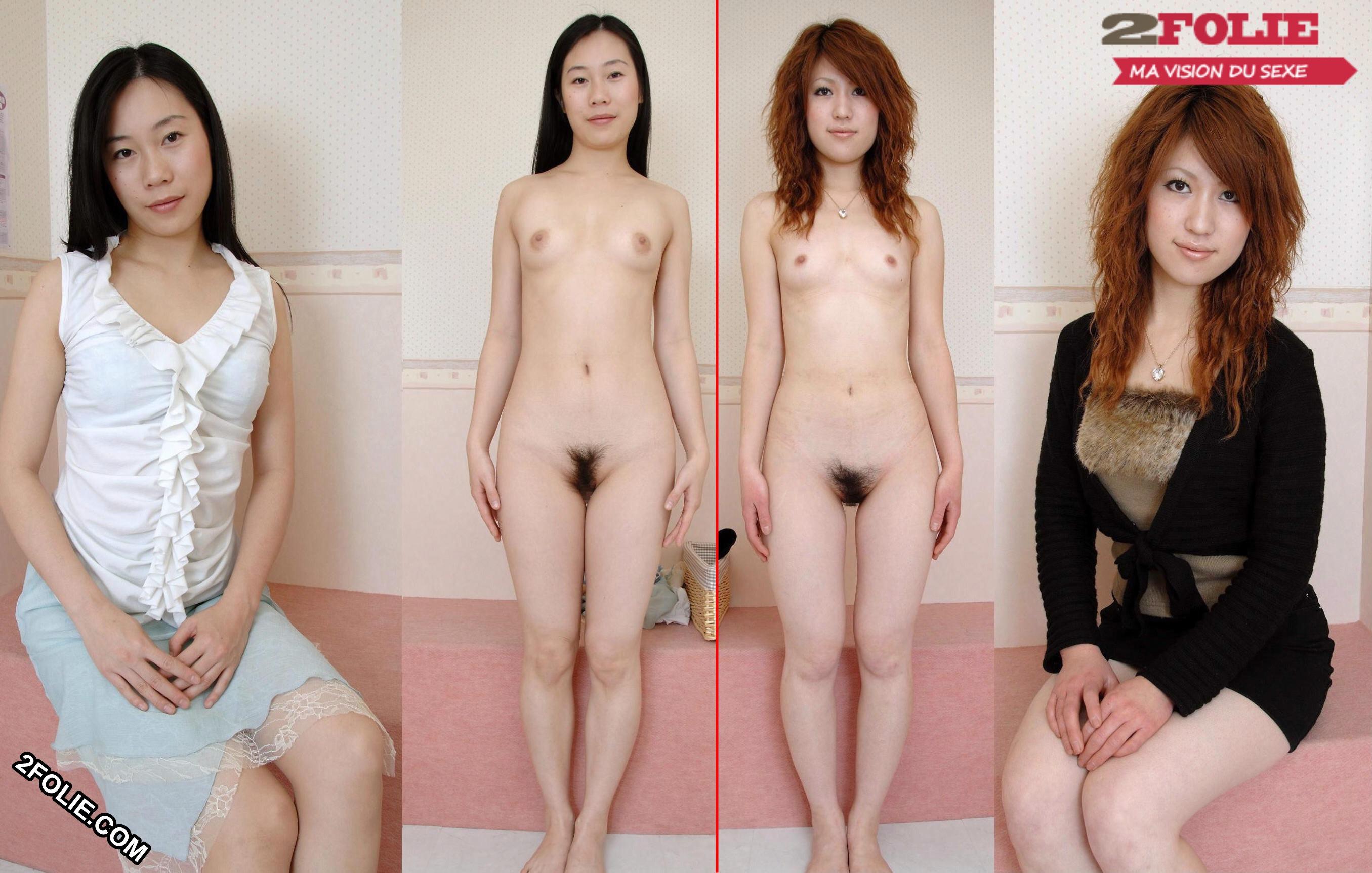 Секс кастинг азиатки
