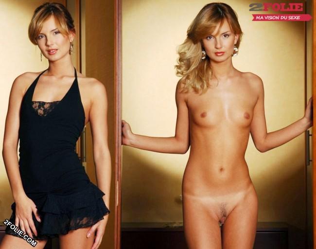 femmes sexy habillées puis nues-004