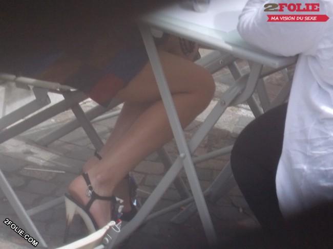 Pieds sexy, jolis pieds de jolies femmes