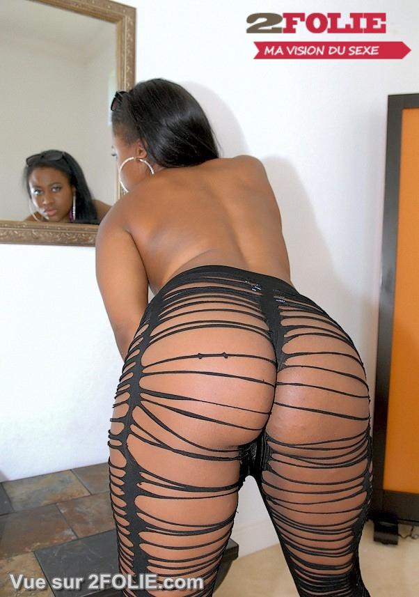 beau cul dominatrice black
