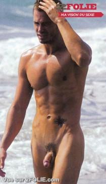 Hommes nus avec de beaux abdos-007