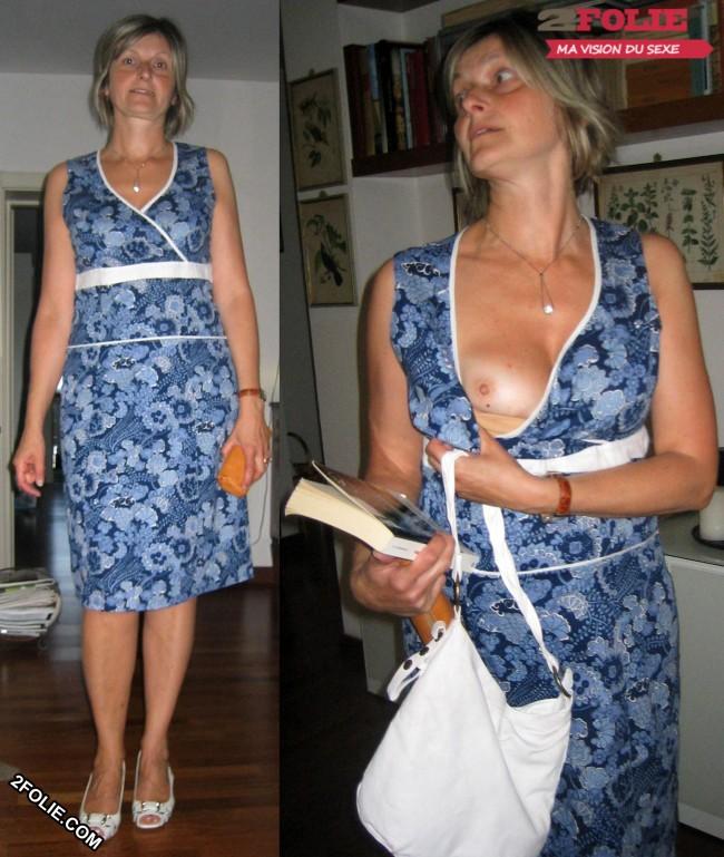 MILF habillées et nues-018