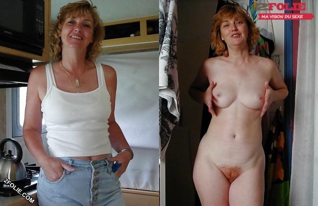 MILF habillées et nues-019