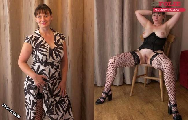 MILF habillées et nues-022