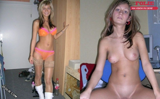 MILF sexy habillées et nues-011