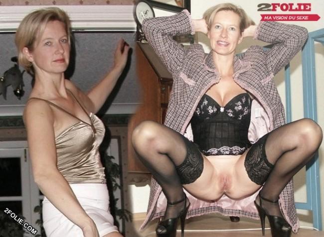 MILF sexy habillées et nues-022