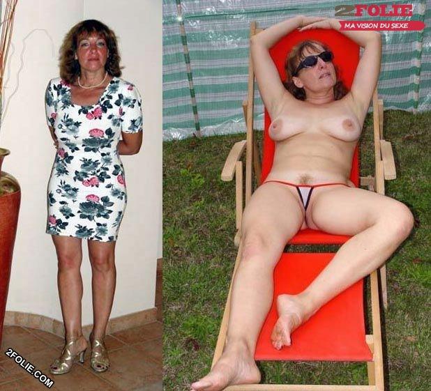MILF sexy habillées et nues-023