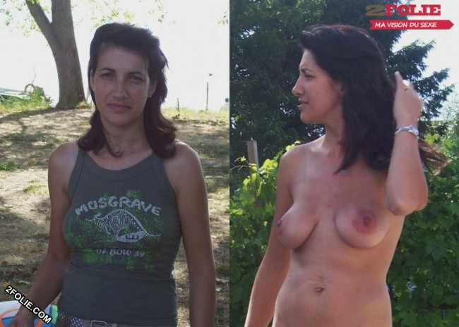 MILF sexy habillées et nues-002
