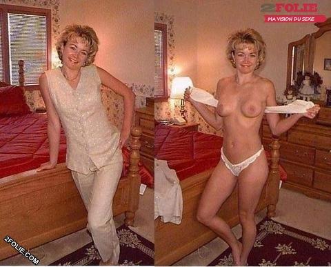 MILF sexy habillées et nues-021