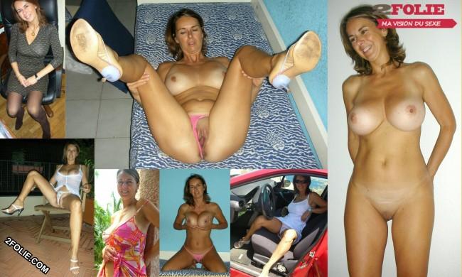 MILF sexy habillées et nues-027