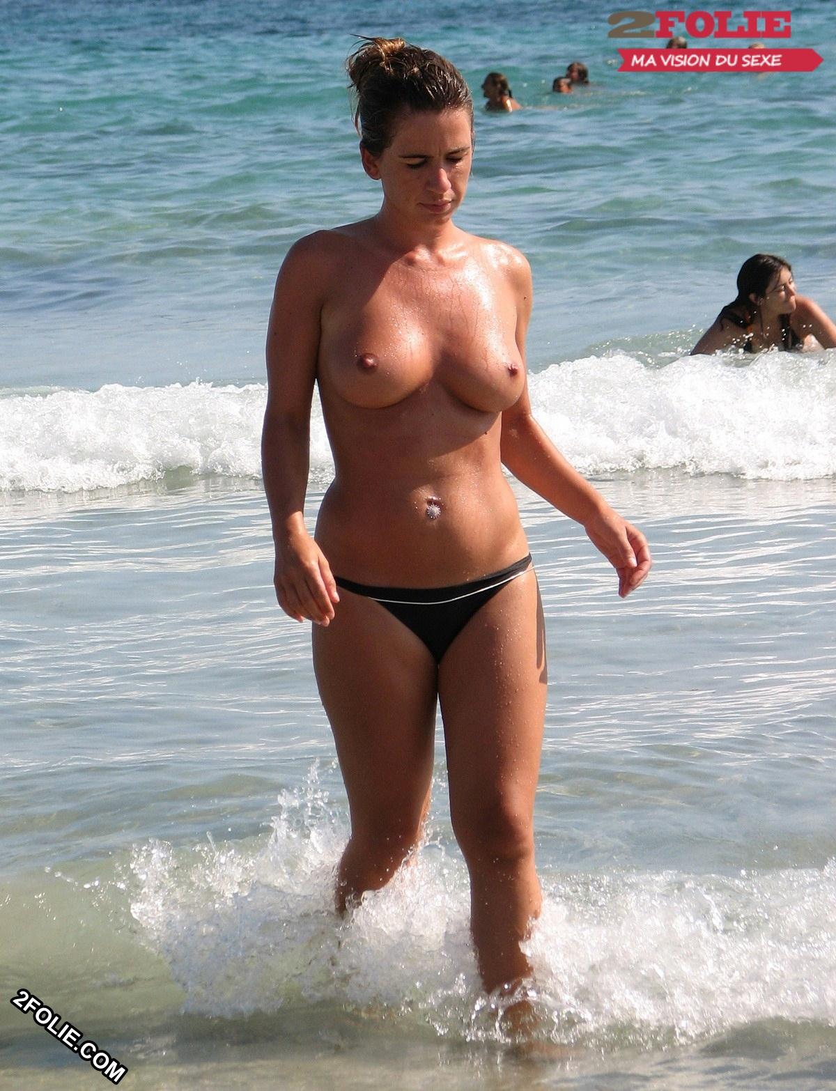 Une si jolie petite plage - Vido Inafr