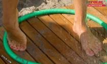 Pieds bandants et sexy en photos-012