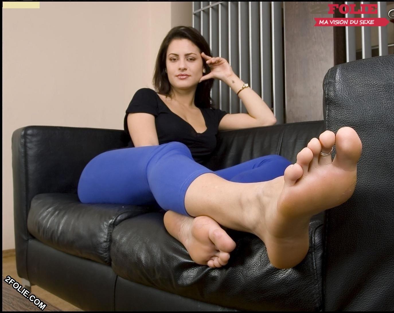 Galerie porno des pieds des femmes