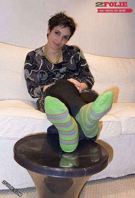 chaussettes blanches ? - Fringues - FORUM Ados-Beaute Mode