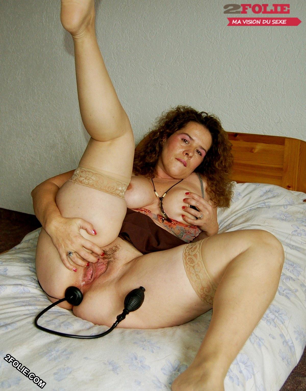Lesbiennes mature avec de trs gros godes SEX HD - TuKif