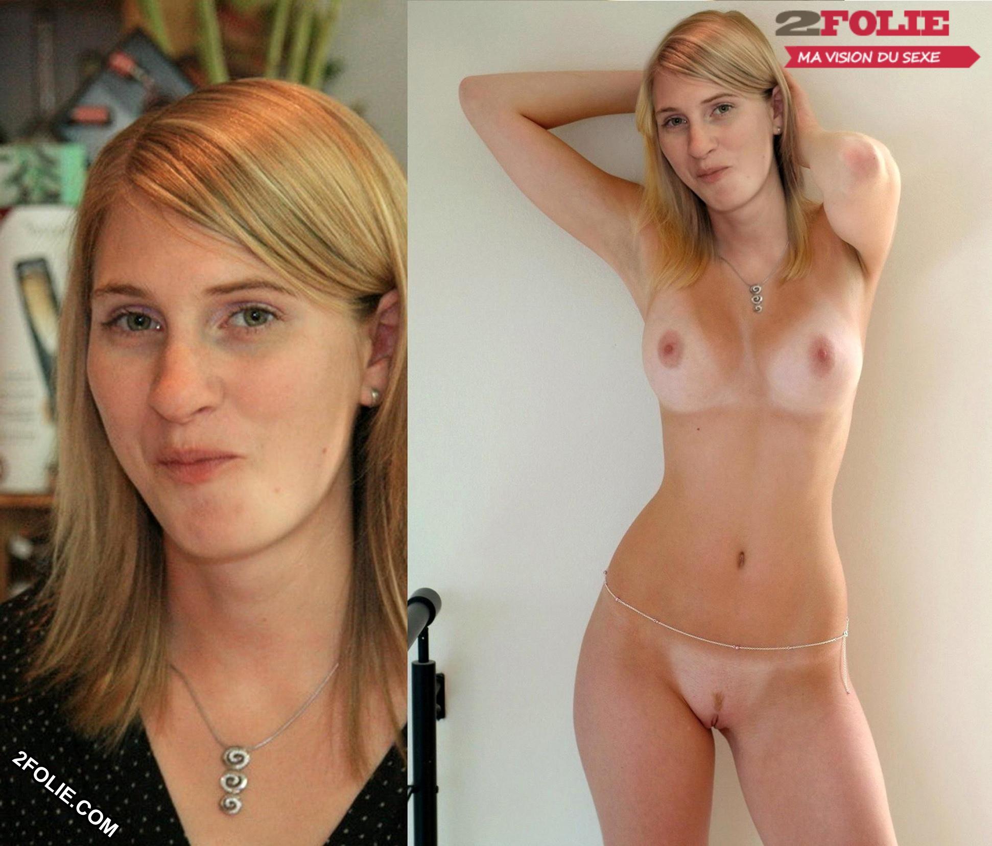 Photos nues de salopes