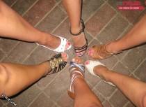 pieds nus de femmes sexy-016