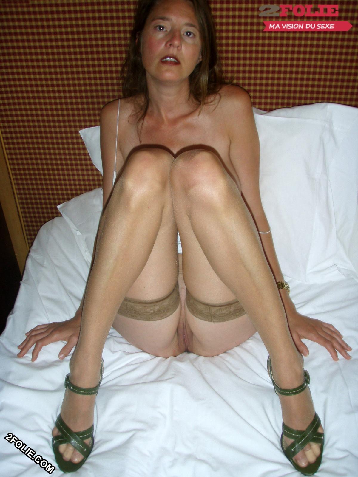 Chaudes vieilles filles nues