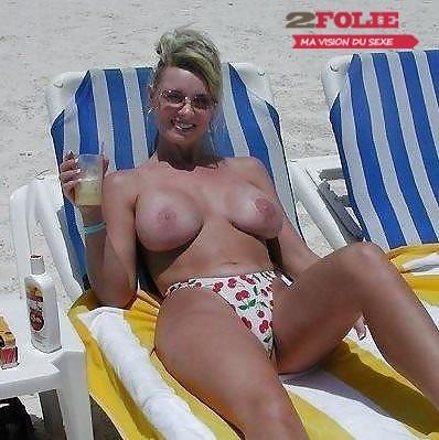 Femmes mûres à poils (6)