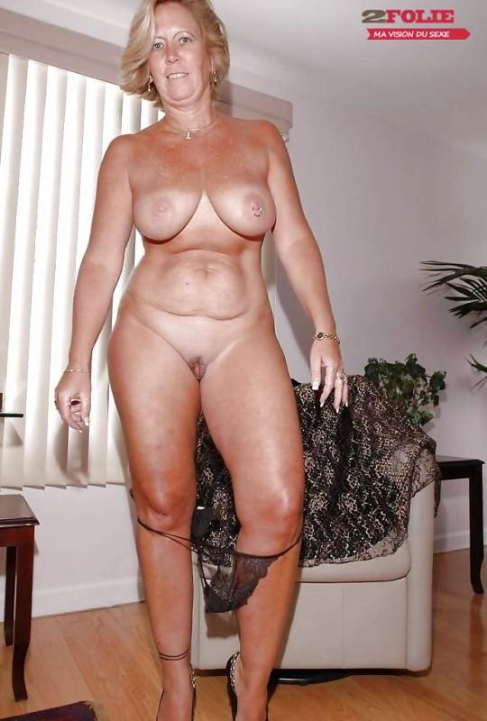 Femmes mûres à poils (8)