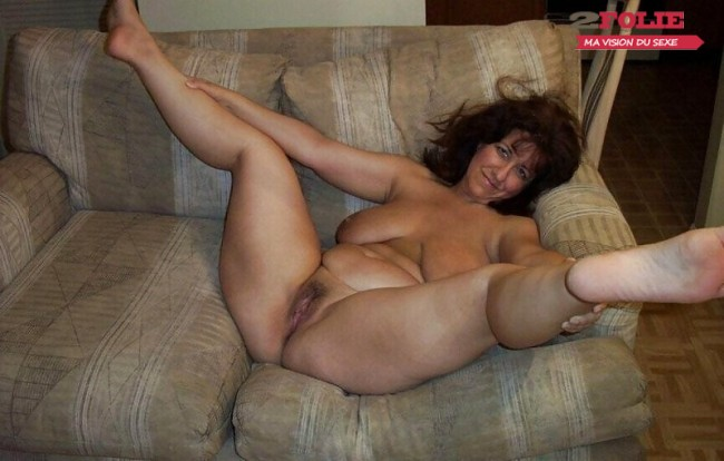 Femmes mûres à poils (3)