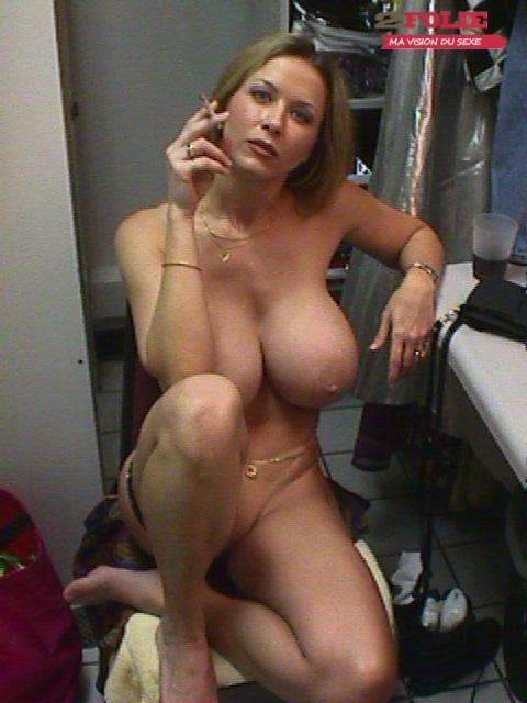 Lady give blow job