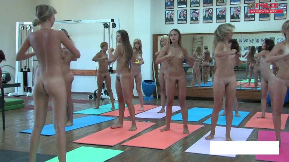 Des salopes baisent a la salle de gym - Pornodrometv