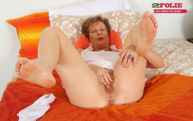 Femmes de plus de 40 ans aux pieds bandants (2)