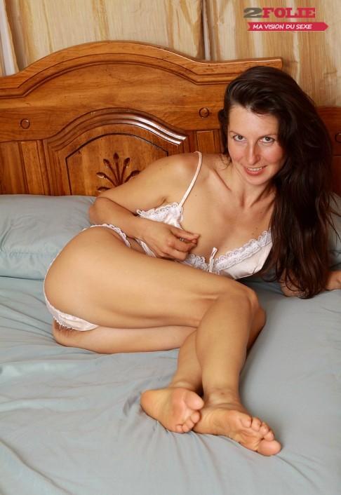 Femmes de plus de 40 ans aux pieds bandants (7)