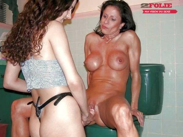 Lesbienne mère et fille (2)