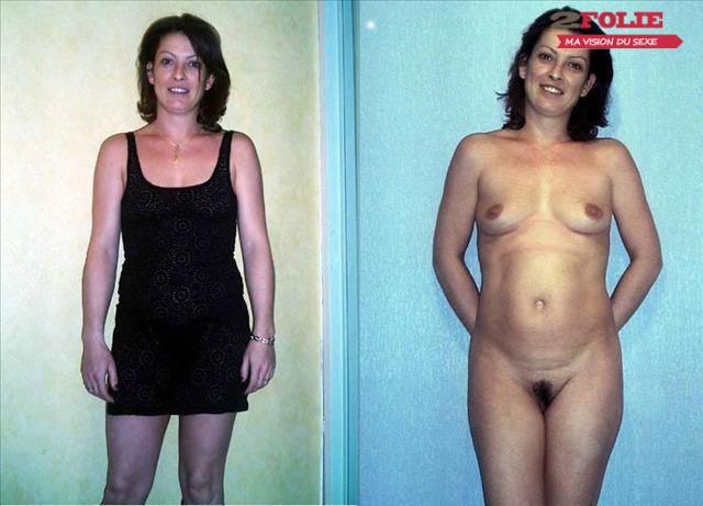 MILF habillées ou nues en photos (17)