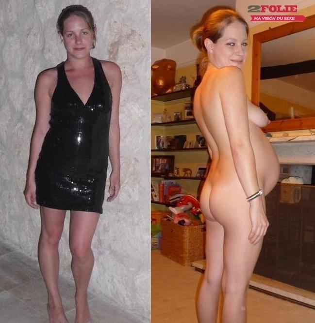 MILF habillées ou nues en photos (2)