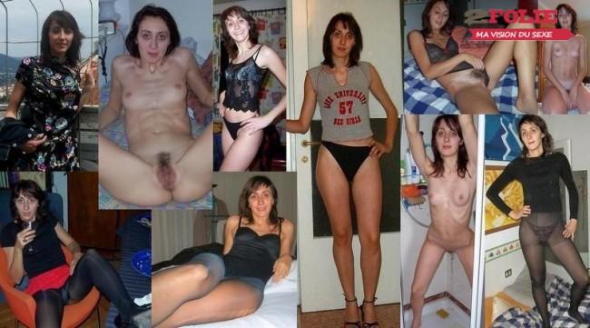 MILF habillées ou nues en photos (5)
