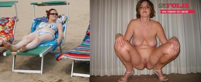 MILF habillées ou nues en photos (6)